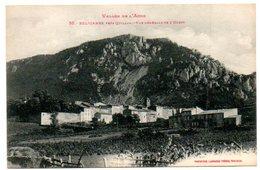 11 - Aude /  BELVIANES Près Quillan -- Vue Générale De L'Ouest. - Altri Comuni