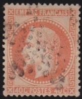 France    ,     Yvert    .     31        .         O           .              Oblitéré - 1863-1870 Napoléon III Lauré