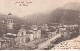 48  -  Isola Del Cantone - Altri