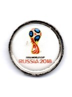 Football, Soccer, Calcio, RUSSIA 2018 World Cup, Pin (518) - Football