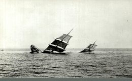+- 14 * 9 CM Voilier - Velero Sailboat - Barche