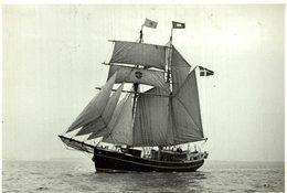 LILLA DAN +- 12 * 8.5 CM Voilier - Velero Sailboat - Barcos