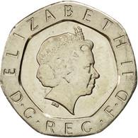Monnaie, Grande-Bretagne, Elizabeth II, 20 Pence, 2003, TTB+, Copper-nickel - 1971-… : Monnaies Décimales