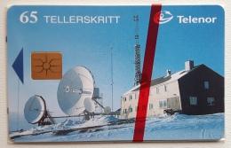 N 75 Isfjord Radio Svalbard  , Unused In Blister - Norway