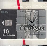 PORTUGAL - Cartao Prestigio/1o Semestre De 1999, Tirage 1000, 09/99, Mint - Portugal