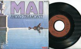 Paolo Tramonti - 45t Vinyle - Mai - Vinyl Records