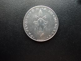 VATICAN : 50 LIRE  1974 / An XII    KM 121    Non Circulé - Vatican