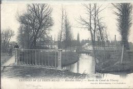 OISE - 60 - MAROLLES Près La Ferté Milon - Bords Du Canal De L'Ourcq - France