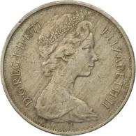 Monnaie, Grande-Bretagne, Elizabeth II, 10 New Pence, 1977, TB, Copper-nickel - 1971-… : Monnaies Décimales