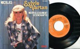 Sylvie Vartan - 45t Vinyle - Nicolas - Musique & Instruments