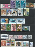 British Commonwealth Countries A To Z - 303 MNH (50 X Sets/sheets) & 18 X HM (1 X Set) Cat £170++ See Description Below - Lots & Kiloware (mixtures) - Max. 999 Stamps