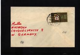 Sudan Interesting Letter - Sudan (1954-...)