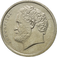 Monnaie, Grèce, 10 Drachmes, 1992, TB+, Copper-nickel, KM:132 - Grèce