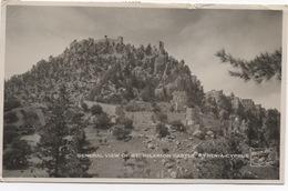 CPA CHYPRE KYRENIA Vue Générale Du Chateau De St Hilarion - Cyprus