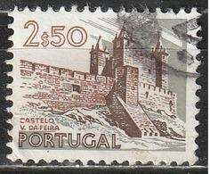Portogallo 1972-1981 Vila Da Feira Castle - Castelli | Monumenti - 1910 - ... Repubblica