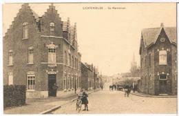Lichtervelde - De Marktstraat 1923 (Geanimeerd) - Lichtervelde