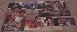 AFFICHE CINEMA ORIGINALE FILM BIENVENUE AU PARADIS + 10 PHOTOS EXPLOITATION ALAN PARKER QUAID TOMITA TBE 1990 - Affiches & Posters