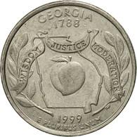 Monnaie, États-Unis, Quarter, 1999, U.S. Mint, Philadelphie, TB+, Copper-Nickel - Bondsuitgaven