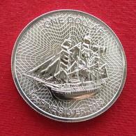 Cook Islands 1 $ 2018 Sail Ship - Cook