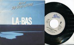 Jean-Jacques Goldman - 45t Vinyle - La-Bas - Musique & Instruments
