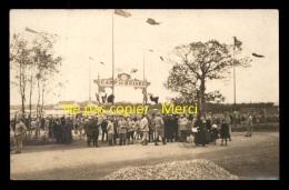 45 - BRIARE - LE CAMP - CARTE PHOTO ORIGINALE - Briare