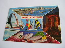 Rimini - Saluti Da Cattolica - Rimini