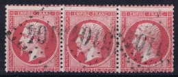 Colonies Francaises : GC 5104 Chine Shanghai  Yv 24 - Napoleon III