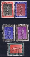 Luxembourg : Mi Nr 303 - 306 Obl./Gestempelt/used  1937 - Luxembourg