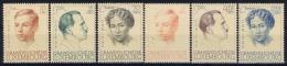 Luxembourg : Mi Nr 333 - 338 Postfrisch/neuf Sans Charniere /MNH/**  1939 - Luxembourg