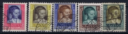 Luxembourg : Mi Nr 227 - 231 1930 Obl./Gestempelt/used - Luxemburg