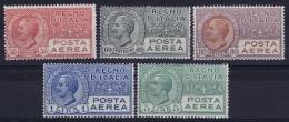 Italy : Sa A2a - A 7 Postfrisch/neuf Sans Charniere /MNH/** 1926-1928 - 1900-44 Victor Emmanuel III