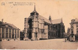 Diest - St.Sulpitiuskerk (15° Eeuw ) - Diest