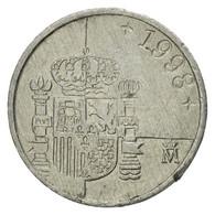 Monnaie, Espagne, Juan Carlos I, Peseta, 1998, TB+, Aluminium, KM:832 - [ 5] 1949-… : Royaume