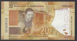 South Africa - 20 Rand - Mandela Centenary 1918-2018 - SD 7562015 B - - - MSPL/SPL - Sudafrica