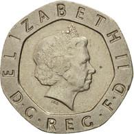 Monnaie, Grande-Bretagne, Elizabeth II, 20 Pence, 2006, TTB, Copper-nickel - 1971-… : Monnaies Décimales