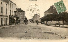 RENAISON - Route De Roanne Et De La Gare - France
