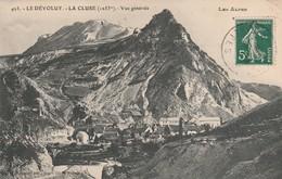 Hautes-alpes : LA CLUSE : Le Dévoluy ( Vue Générale ) - Frankreich