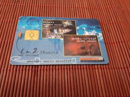 Phonecard Malta Fish Used - Malta