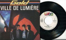 Gold - 45t Vinyle - Ville De Lumiere - Musique & Instruments