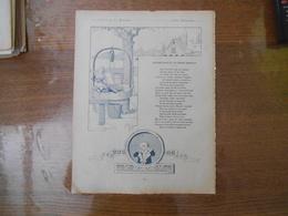 FABLES DE LA FONTAINE BENJAMIN RABIER 1906 LA FORTUNE ET LE JEUNE ENFANT, SATYRE ET LE PASSANT - Vieux Papiers