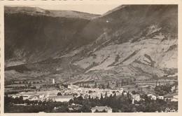 Hautes-alpes : ASPRES-sur-BUECH : Vue Générale Prise Des égaux ( Cpsm Photo Vérit. ) - France