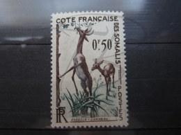 VEND BEAU TIMBRE DE LA COTE FRANCAISE DES SOMALIS N° 289 , XX !!! - Côte Française Des Somalis (1894-1967)