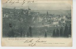 Vue De LE BUGUE (1902) - France