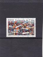 France Oblitéré  1990   N° 2644  Centenaire Du 1er Mai - France