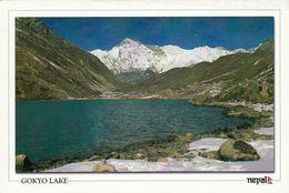 1 AK Nepal * Der Gokyo Lake 4790 M - Mt. Cho Oyu 8153 M Und Die Mt. Everest Region Im Hintergrund * - Nepal