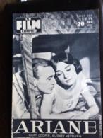 Film Complet Ariane Gary Cooper Audrey Hepburn 4eme De Couve Maurice Chevalier - Journaux - Quotidiens