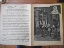 SUPPLEMENT DES ANNALES DU 16 OCTOBRE 1904 LE SCULPTEUR BARTHOLDI,L'ARMEE DU SALUT,LES RELIQUES DE L'HISTOIRE,ELEGIE - Livres, BD, Revues