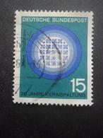 Allemagne N°311 SCIENCES Et TECHNIQUES Oblitéré - Sciences