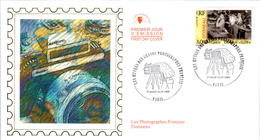 6 LETTRES GRANDS FORMATS (1ER JOUR) - FDC - PHOTOGRAPHES FRANCAIS - 10 JUILLET 1999 A PARIS - CÔTE : 25 EUROS - FDC