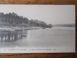 52 - Environs De Langres (Saint-Ciergues) - Les Bords Du Réservoir De La Mouche. - Frankreich